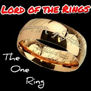 Jewelry - Lord of the Rings The One Ring
